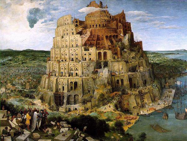 Der Turm von Babel