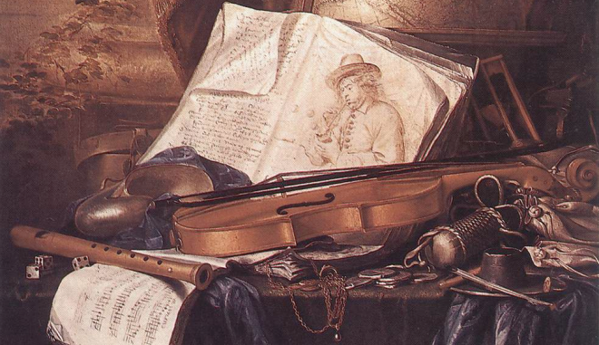 Ring,_Pieter_de_-_Still-Life_of_Musical_Instruments